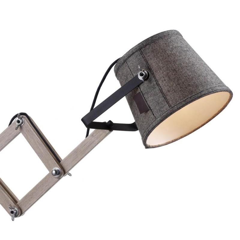 LampGustaf Legend v u00e6glampe med sakseudtr u00e6k