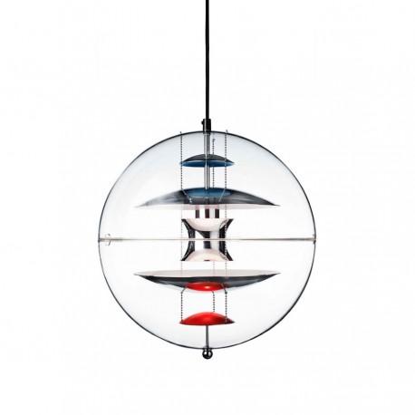 VP Globe - Ø50 - Klar akryl