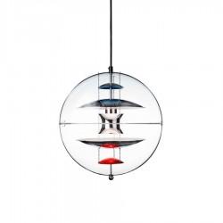 VP Globe - Ø40 - Klar akryl