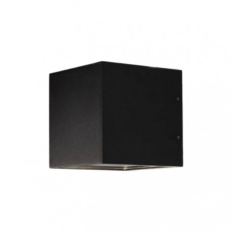 Cube XL Down LED - Sort