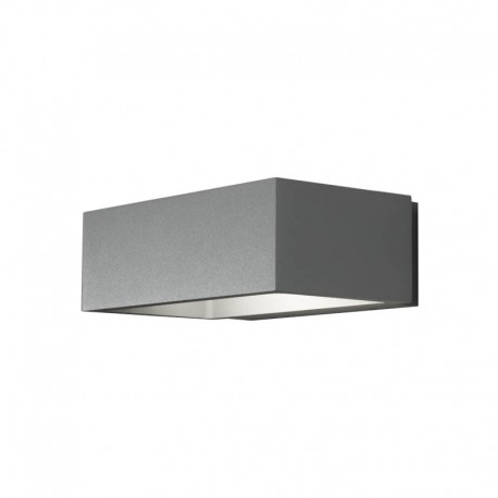 Light-Point Brick LED væglampe - Aluminium