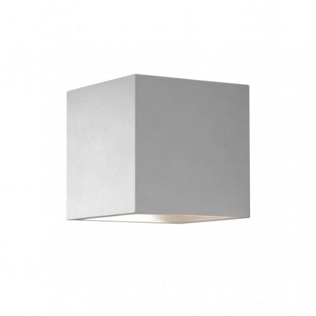 Box up/down LED væglampe - Hvid