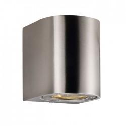 Canto væglampe - Rustfrit stål - Udendørsbelysning fra Nordlux