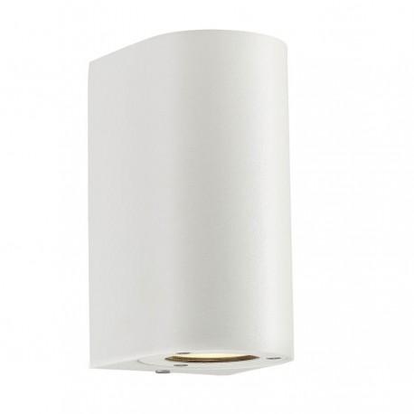 Canto Maxi væglampe - Hvid - Nordlux