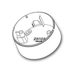 Underlag 35 mm til lampeudtag (Hvid) - Zensehome
