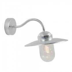 Nordlux Luxembourg væglampe - Galvaniseret stål