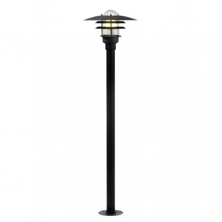 Lønstrup 32 havelampe - Sort