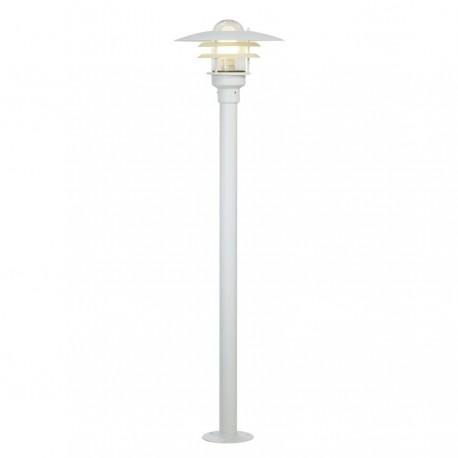Lønstrup 32 havelampe - Hvid
