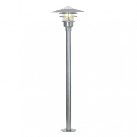 Lønstrup 32 havelampe - Galvaniseret stål