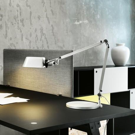 Darø Architect T1 bordlampe - Aluminium
