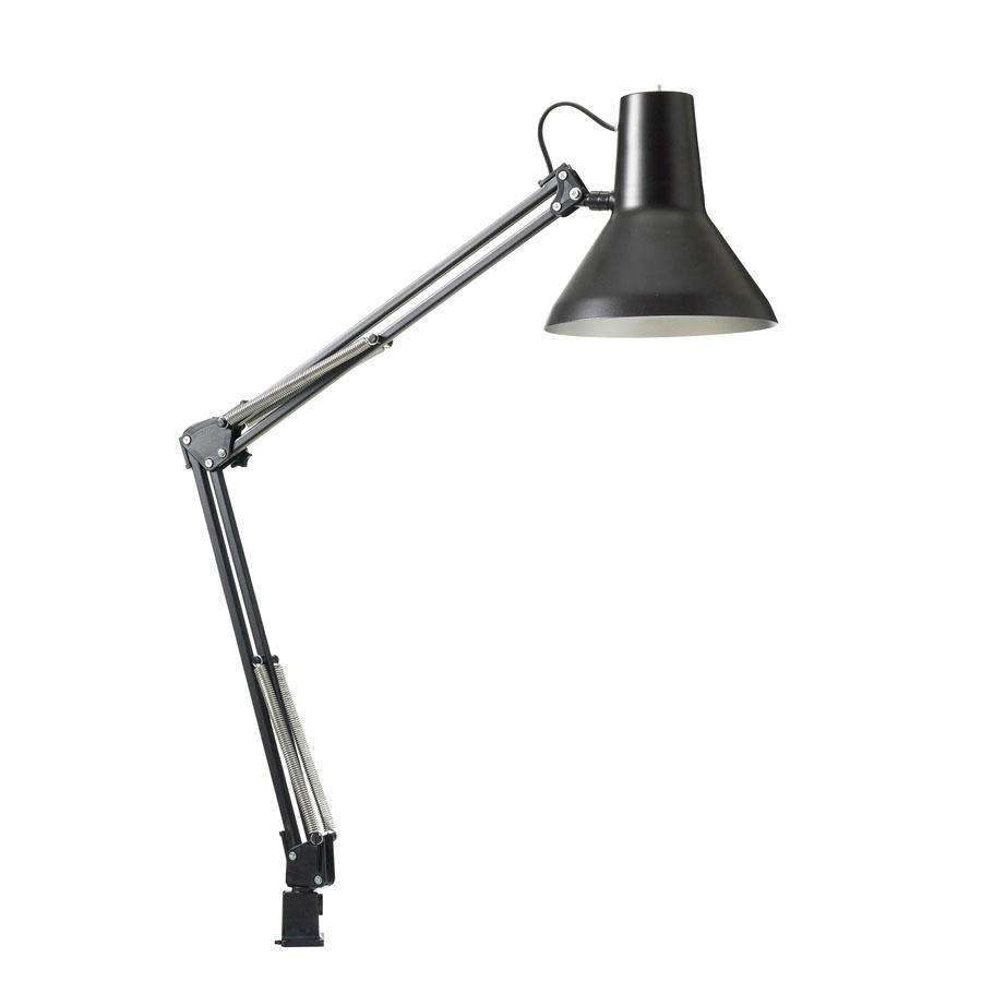 arkitektlampe Jensen Arkitektlampe   Sort   Kontorbelysning   NielsenLight arkitektlampe