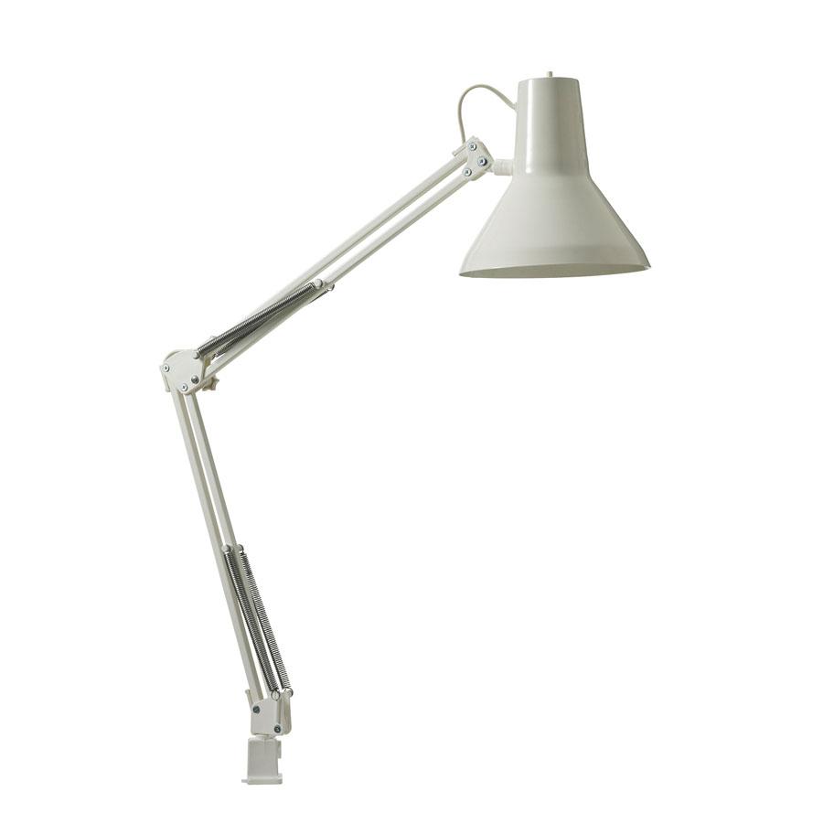 arkitektlampe Jensen Arkitektlampe   Hvid   Kontorbelysning   NielsenLight arkitektlampe