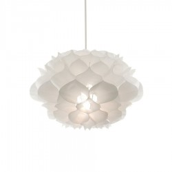 Phrena2 pendel/bordlampe - Hvid