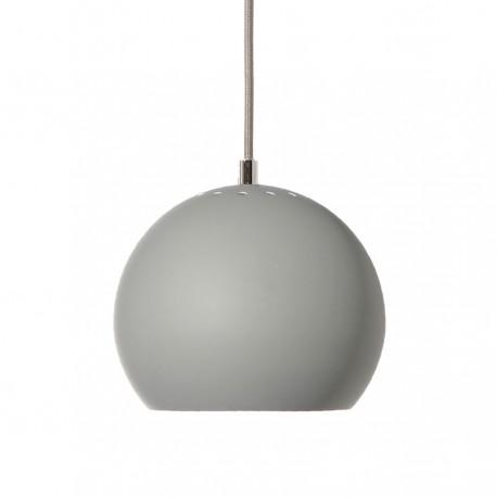 Frandsen Ball pendel - Mat lysegrå