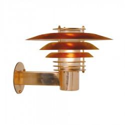 Phoenix Mini væglampe - Kobber