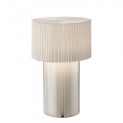 Le Klint 312-1 Bordlampe - Hvid