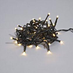 Sken LED lyskæde med 80 lys