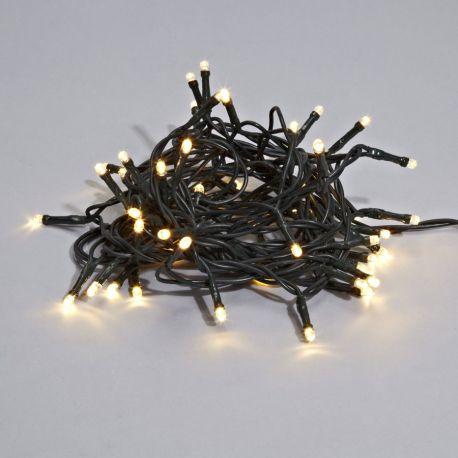 Sken LED lyskæde med 160 lys