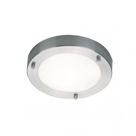 Ancona LED - Børstet stål - Ø18