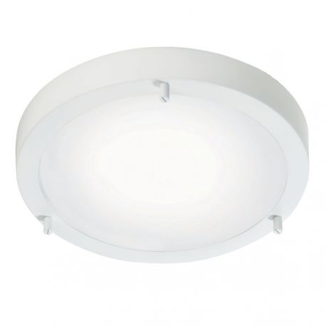 Ancona Maxi E27 Plafond - Hvid