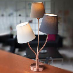 Rocoto bordlampe - Kobber