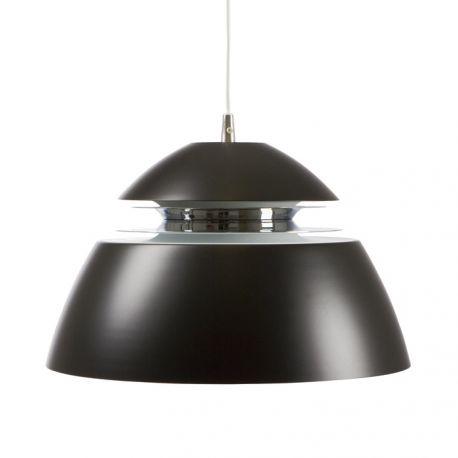 Avalon LED pendel - Mat sort