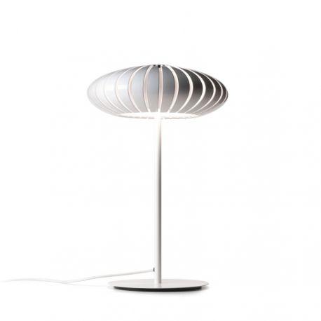 Maranga S bordlampe - Hvid