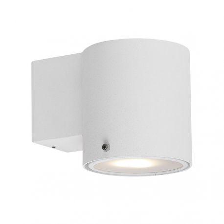 IP S5 væglampe - Hvid