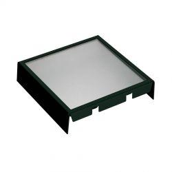 Indsats C til Square 3 væglampe - Sort
