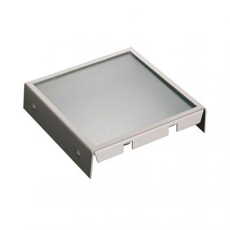 Indsats C til Square 3 væglampe - Aluminium