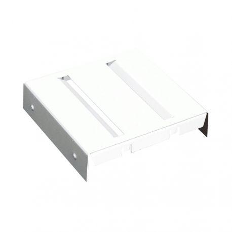 Indsats B til Square 3 væglampe - Hvid