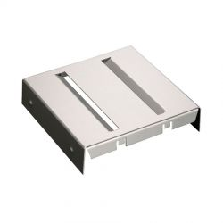 Indsats B til Square 3 væglampe - Aluminium