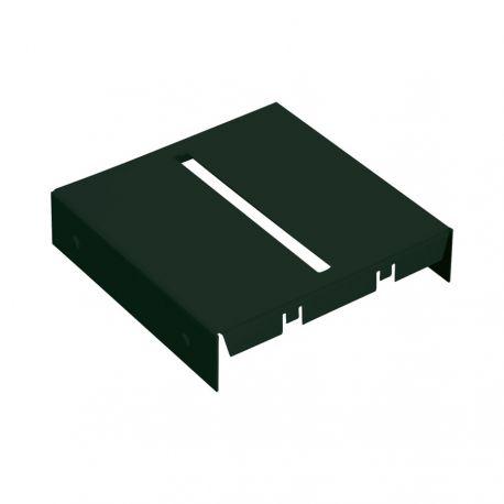 Indsats A til Square 3 væglampe - Sort