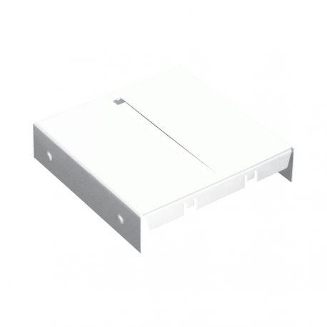 Indsats A til Square 3 væglampe - Hvid