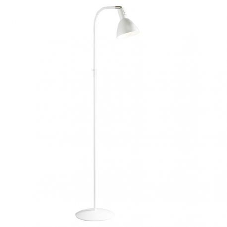 Angora gulvlampe - Hvid