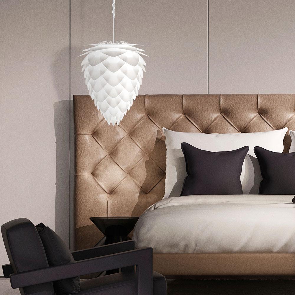 VITA Conia mini pendel - Hvid - Saml-selv lamper