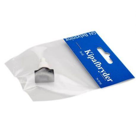 Kipafbryder 8mm - Hvid