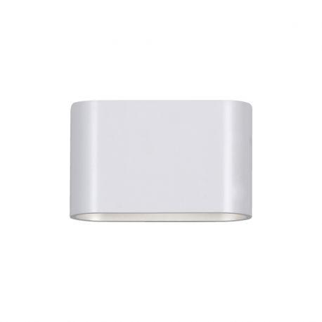 Fiora 16 W1 væglampe - Mat hvid