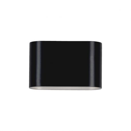 Fiora 16 W1 væglampe - Mat sort