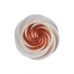 Le Klint Swirl Loft/væglampe Medium - Kobber - Ø60