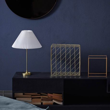 Le Klint 307 bordlampe - Messing