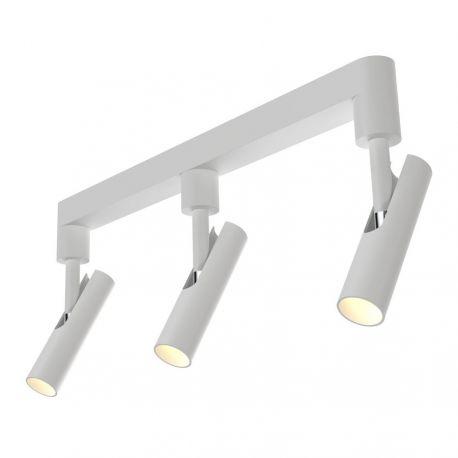 Nordlux MIB 3 LED skinne med 3 spots - Hvid