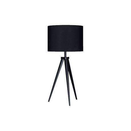 PASO Tri 25 T1 bordlampe - Sort