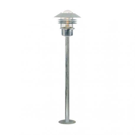 Nordlux Vejers havelampe - Galvaniseret Stål