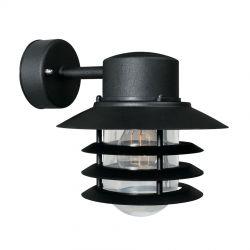 Nordlux Vejers Down væglampe - Sort