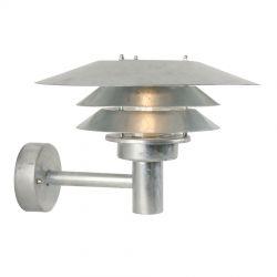 Nordlux Venø væglampe - Galvaniseret Stål