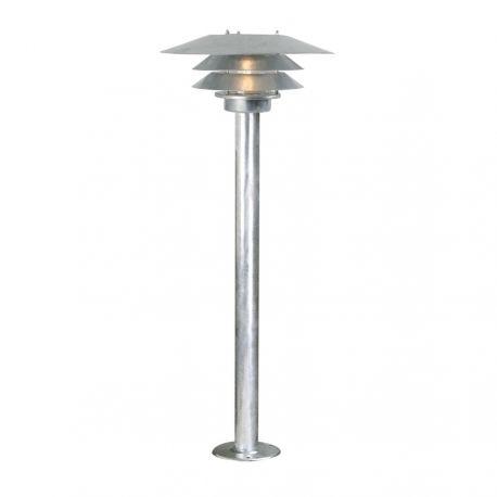 Nordlux Venø havelampe - Galvaniseret Stål