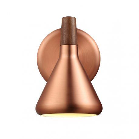 Nordlux Float væglampe - Kobber