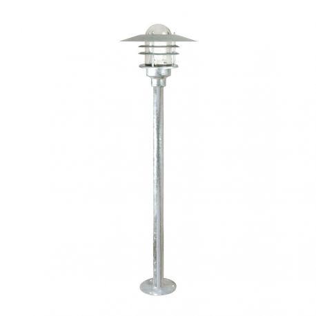 Nordlux Agger havelampe - Galvaniseret Stål