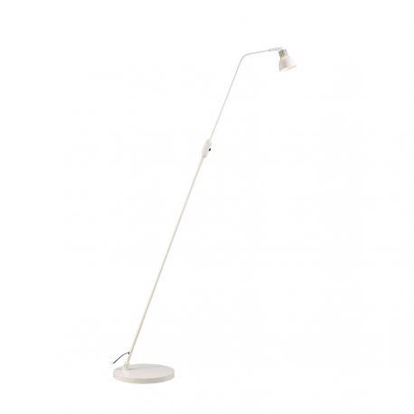 Lampekonsulenten Radiate gulvlampe - Hvid